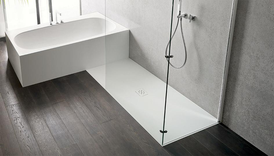 Box doccia di design per il bagno | Linea box doccia | IDEALBAGNI